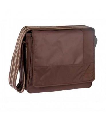 Messenger bag patchwork Lässig