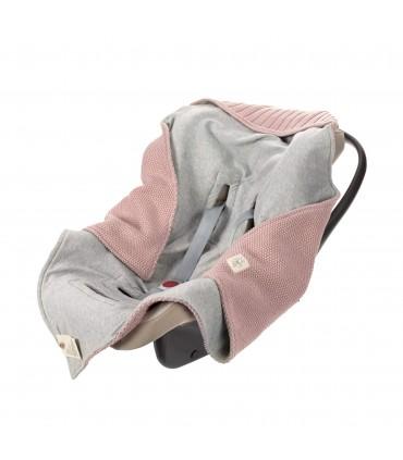 Knitted blanket para silla con arnés Lässig