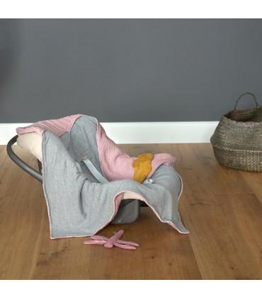 Knitted blanket Lässig