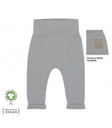 Pantalon grey 0-2m