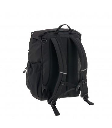 Backpack outdoor black Lässig