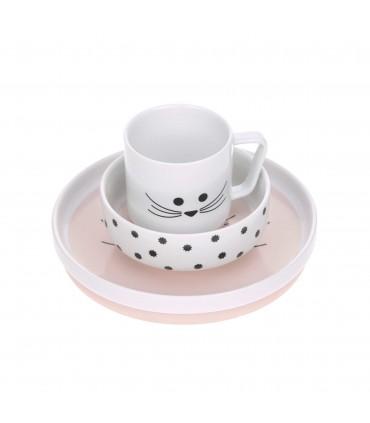 Vajilla de porcelana little chums Lässig