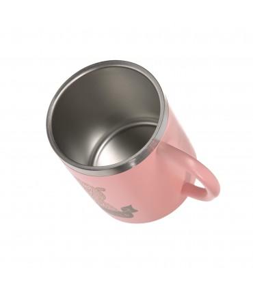 180 ml stainless steel mug Lässig