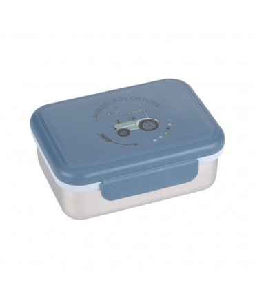 Steel inner lunch box Lässig