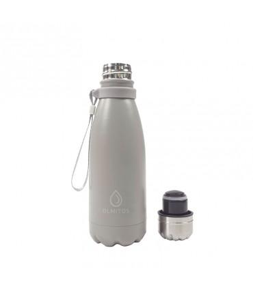 Botella acero inoxidable 350 ml Olmitos