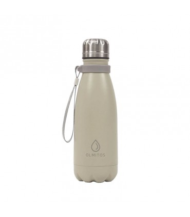 Stainless steel bottle 350 ml Olmitos