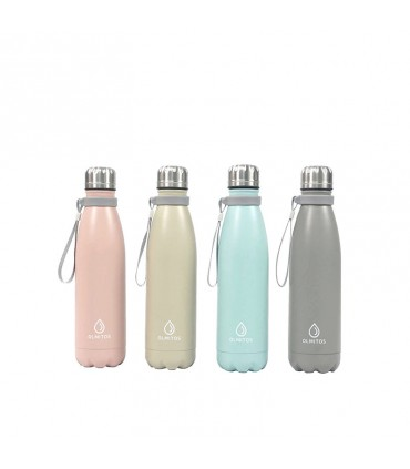 Stainless steel thermal bottle 500ml Olmitos