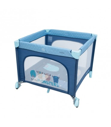 Folding travel playpen cot Olmitos