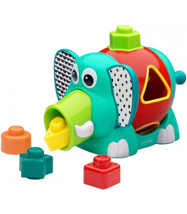 Colors and Shapes Activity Box Infantino