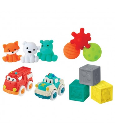 First set of shapes Infantino