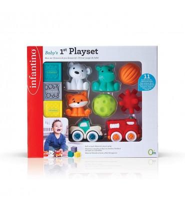 Primer juego de formas Infantino