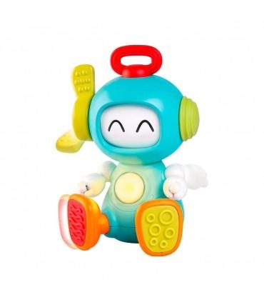 Sensitive toy robot Infantino