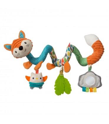Espiral Activity Toy zorro Infantino
