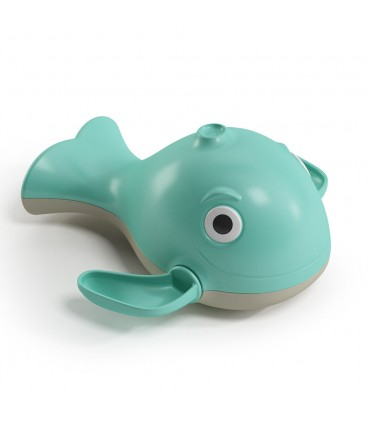 Juguete de baño ballena Hollie OkBaby