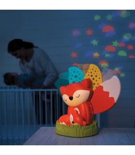 2a. proyector y punto luz fox 2 en 1