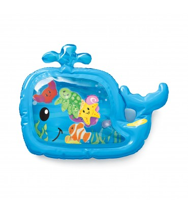 Alfombrilla ballena de agua Infantino