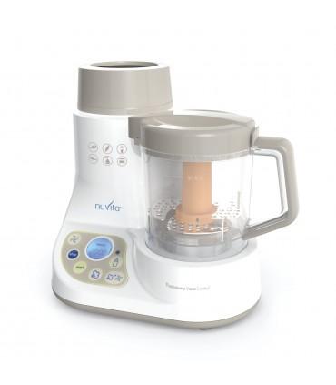 Robot de Cocina 7 en 1- Pappasana Nuvita