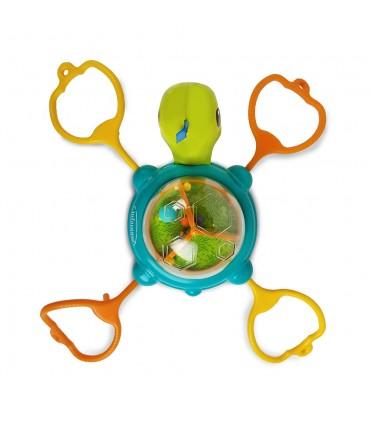 Juguete Tortuga con Ventosa