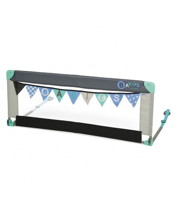 Babies folding bed barrier 130 cm. Olmitos