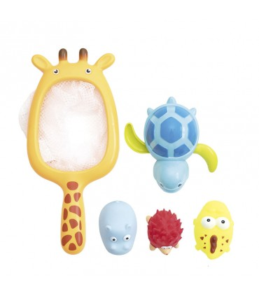 Red de pesca con juguetes Olmitos