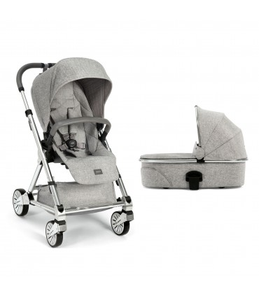 Urbo Stroller 2 Chair + Carrycot M&P