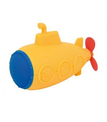 Rocket silicone bath toy M&M