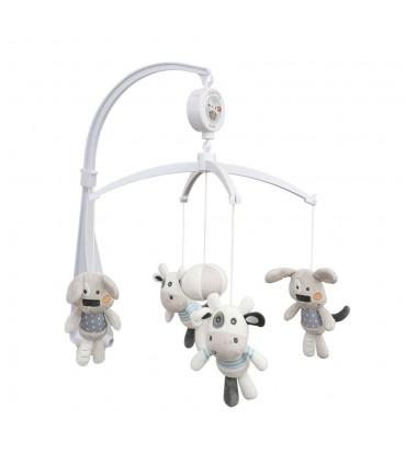 Dog musical carousel Olmitos