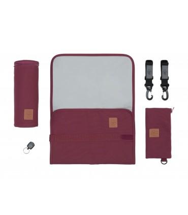 Adventure Burgundy Lässig backpack