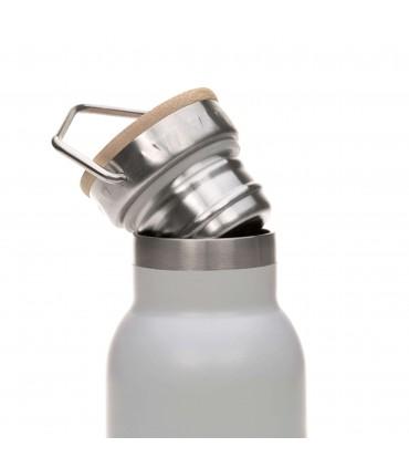 Botella térmica de acero inoxidable 700 ml. Lässig