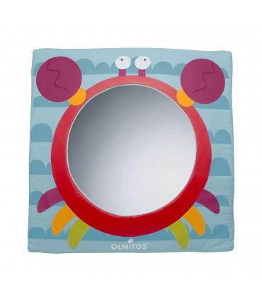 Funny child rear view mirror Olmitos